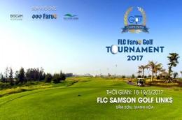 FAROS GOLF TOURNAMENT 2017 - FLC SAM SON GOLF LINKS - 18&19/03/2017