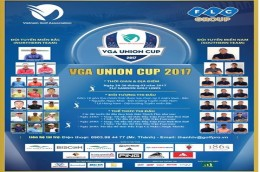 VGA CUP 2017: Single Nam – Bắc so tài