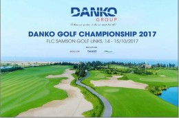 DANKO GOLF CHAMPIONSHIP 2017 - 14-15/10/2017 -FLC SAM SON GOLF LINKS