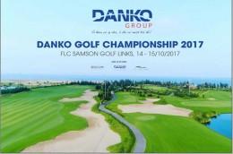 DANKO GOLF CHAMPIONSHIP 2017 - 14-15/10/2017 -FLC SAM SON GOLF LINKS