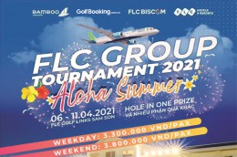 FLC GROUP GOLF TOURNAMENT 2021 - ALOHA SUMMER