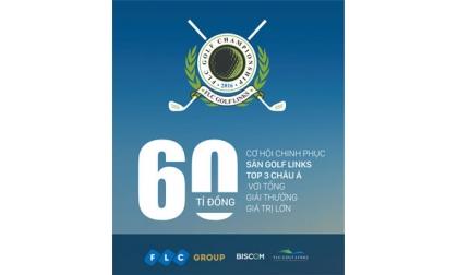 KHỞI ĐỘNG GIẢI FLC GOLF CHAMPIONSHIP 2017