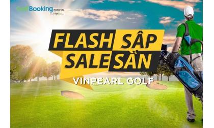 Giảm giá sập sàn khi đặt GÓI COMBO golf toàn quốc  - Chào mùa hè từ Golfbooking Việt Nam