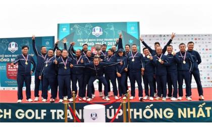 VGA Union Cup 2019: Tuyển Miền Nam xuất sắc lên ngôi vô địch VGA Union Cup 2019