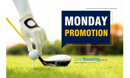 Chơi golf tiết kiệm - Hãy đặt chơi vào thứ 2