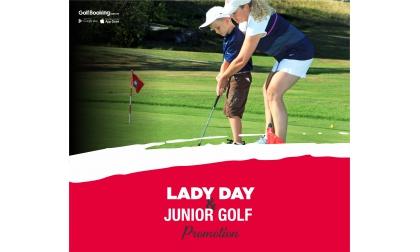 Tổng hợp các sân golf Khuyến Mại cho Lady và Junior