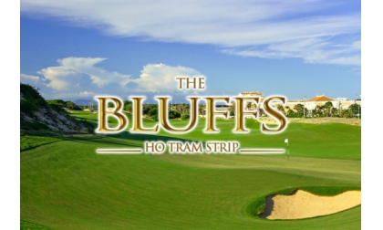 Sân golf The Bluff Ho Tram - Sân golf mang cấp thế giới