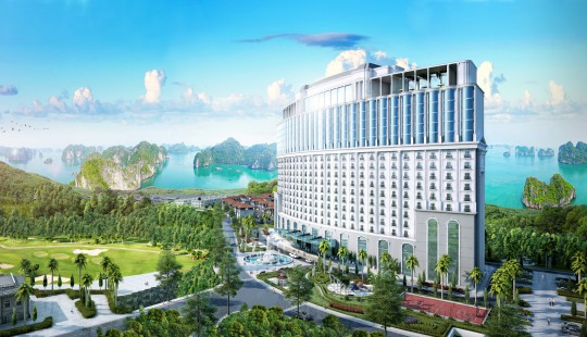 [Deluxe Golf View] - FLC Halong Bay Luxury Resort COMBO (01 Golfer + 01 Non - Golfer)