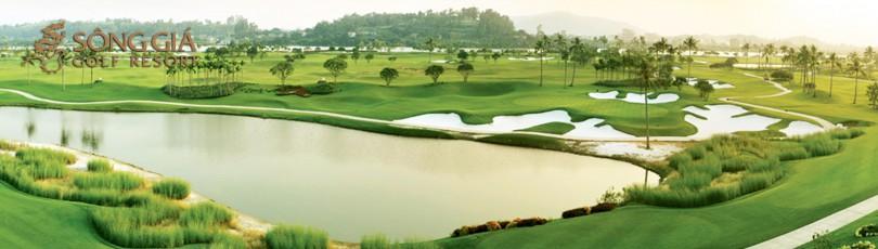 Sono Belle Hải Phòng - Sân golf Sông Giá