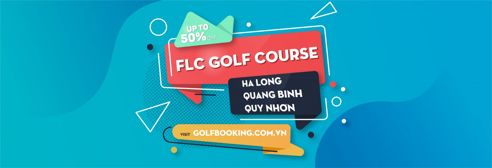 FLC GOLF COURSE PROMOTION