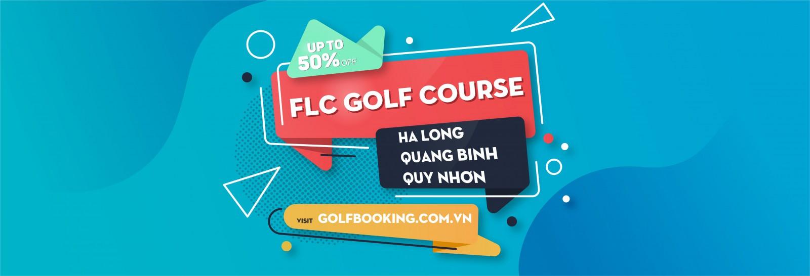 FLC GOLF COURSE PROMOTION
