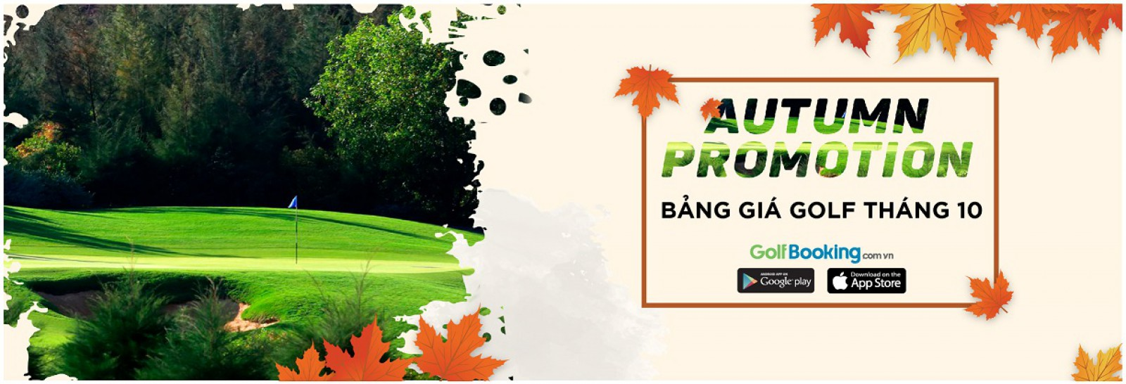 October 2020 Golf Booking Quotation